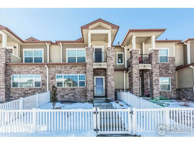 4863 Northern Lights Dr D, Fort Collins, CO 80528 (MLS #903713) :: Downtown Real Estate Partners