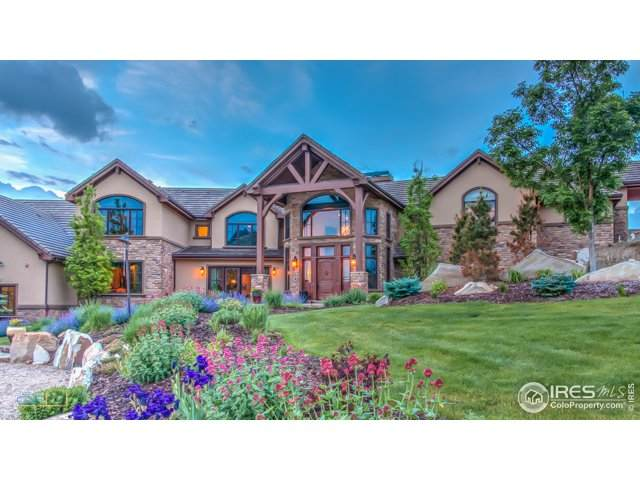 6610 Rabbit Mountain Rd, Longmont, CO 80503 (MLS #903716) :: 8z Real Estate