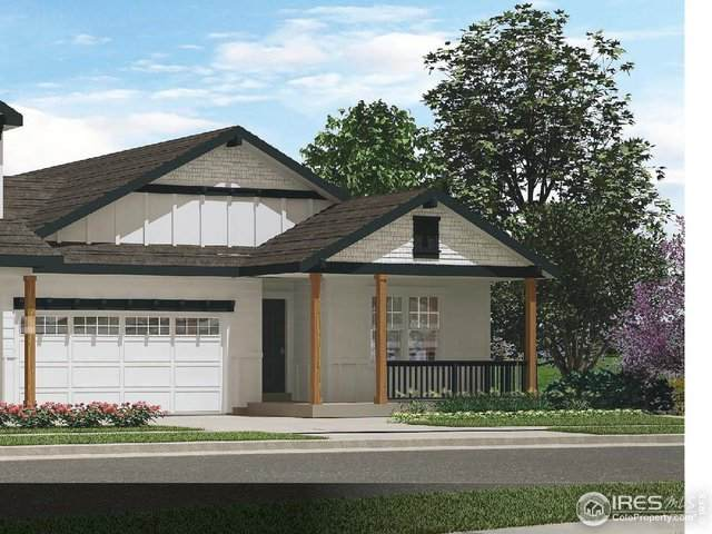 3733 Taylor Walker St, Loveland, CO 80537 (#903726) :: The Margolis Team