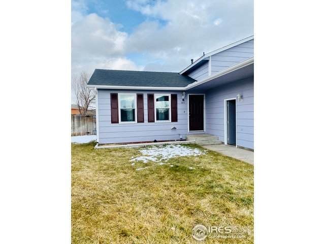 611 E 23rd St, Greeley, CO 80631 (MLS #903731) :: Bliss Realty Group