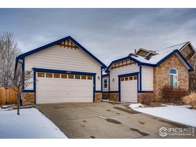 1473 Eagleview Pl, Erie, CO 80516 (MLS #903736) :: Colorado Home Finder Realty