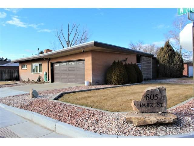 805 Park St, Fort Morgan, CO 80701 (MLS #903751) :: Downtown Real Estate Partners