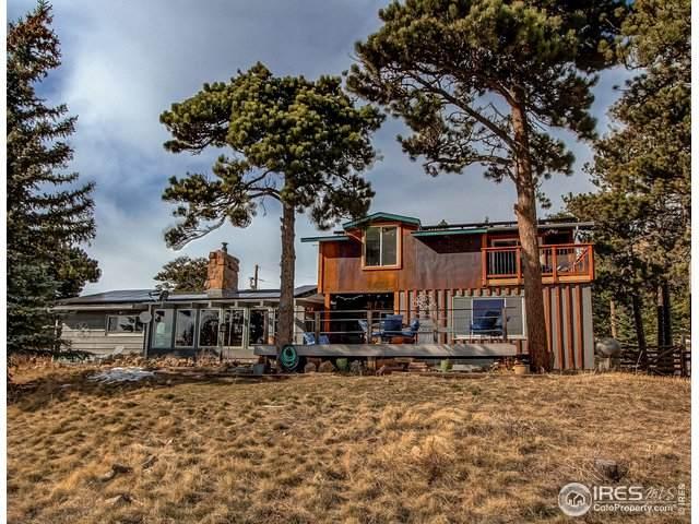 54 Sugarloaf Mountain Rd, Boulder, CO 80302 (#903758) :: milehimodern