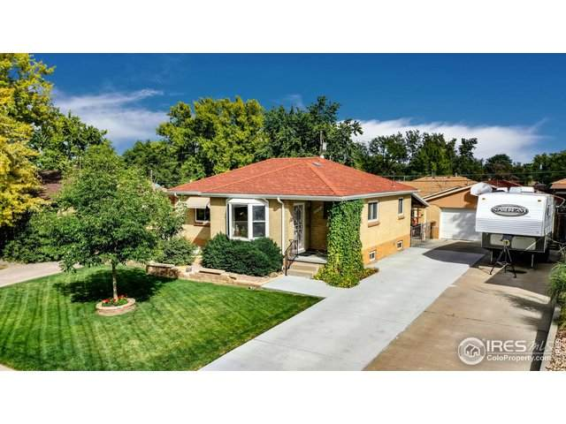 2530 S Wolff St, Denver, CO 80219 (#903778) :: The Griffith Home Team