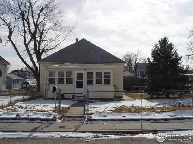 428 7th St, Greeley, CO 80631 (MLS #903793) :: Downtown Real Estate Partners