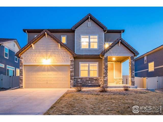 4850 Silverwood Dr, Johnstown, CO 80534 (MLS #903802) :: Tracy's Team