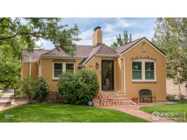 393 S High St, Denver, CO 80209 (MLS #903807) :: 8z Real Estate