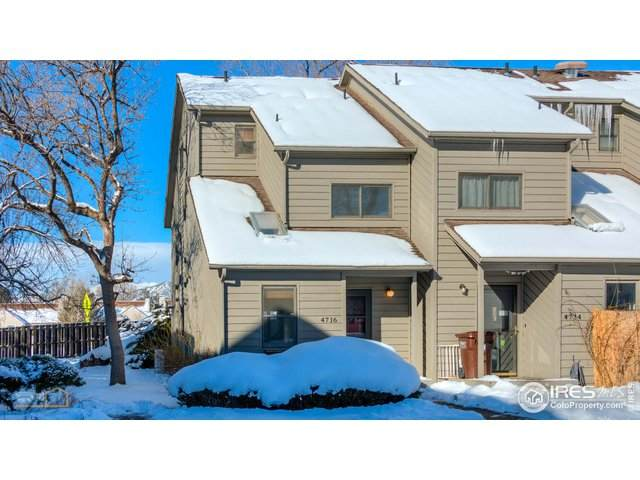 4716 Edison Ln, Boulder, CO 80301 (MLS #903819) :: Downtown Real Estate Partners