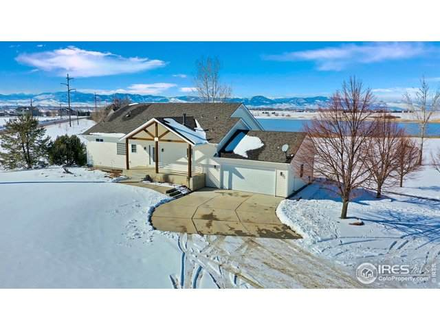23023 County Road 1, Berthoud, CO 80513 (MLS #903846) :: Kittle Real Estate