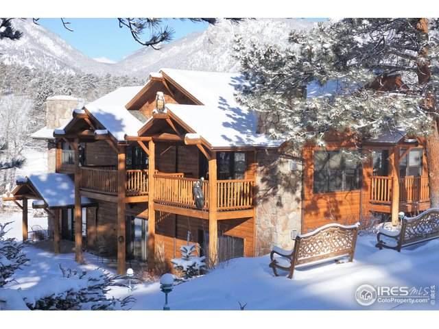 800 Macgregor Ave B4/5, Estes Park, CO 80517 (MLS #903856) :: J2 Real Estate Group at Remax Alliance