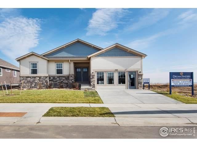 526 S 5th St, Berthoud, CO 80513 (MLS #903860) :: Kittle Real Estate