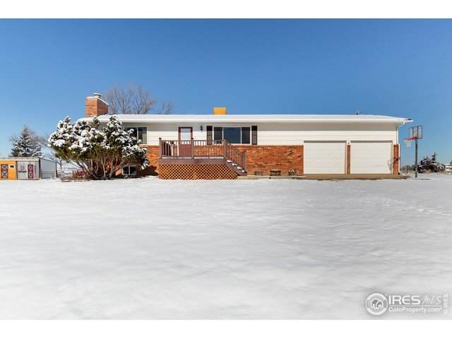 3400 Cottonwood Ln, Berthoud, CO 80513 (MLS #903864) :: Kittle Real Estate