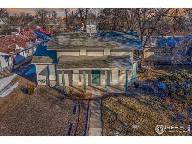 1111 5th St, Greeley, CO 80631 (MLS #903867) :: J2 Real Estate Group at Remax Alliance
