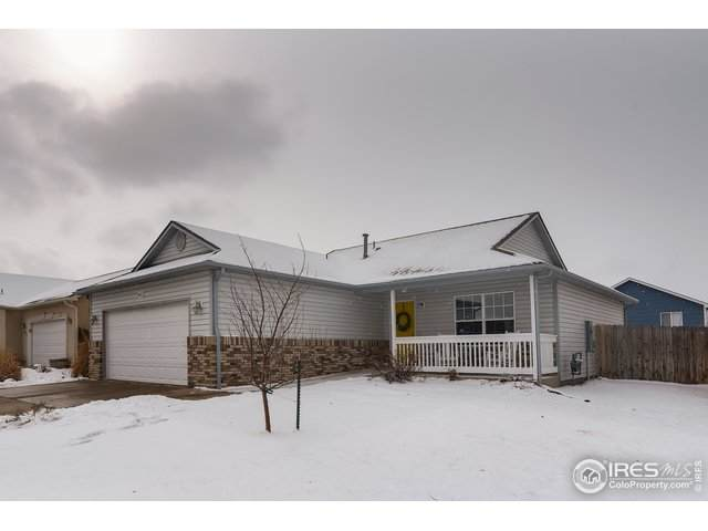 2831 40th Ave, Greeley, CO 80634 (MLS #903868) :: 8z Real Estate