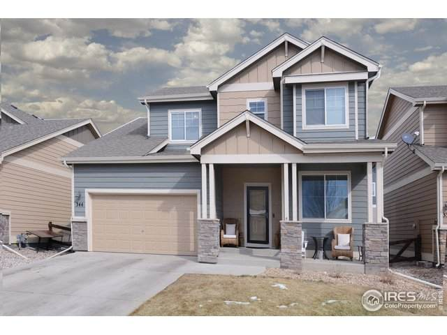 344 Bannock St, Fort Collins, CO 80524 (#903873) :: The Griffith Home Team