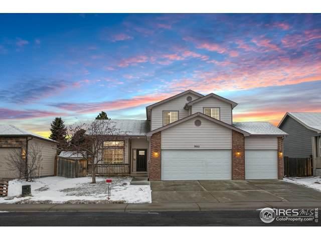905 Cliffrose Way, Severance, CO 80550 (MLS #903898) :: 8z Real Estate