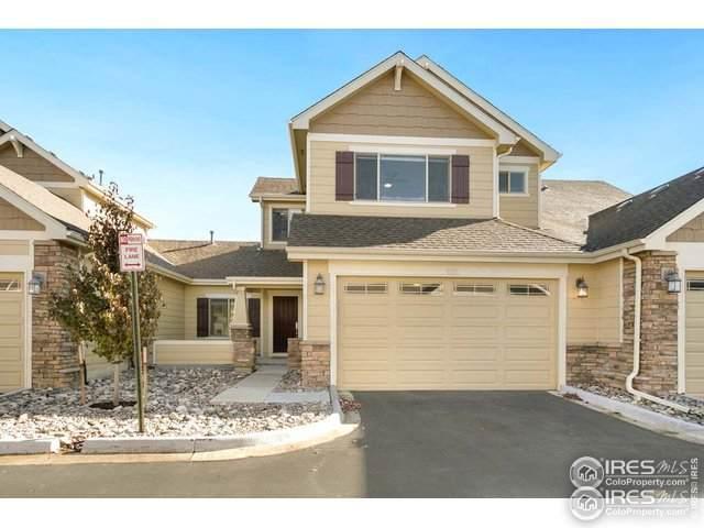 6715 Enterprise Dr D-102, Fort Collins, CO 80526 (MLS #903901) :: Downtown Real Estate Partners