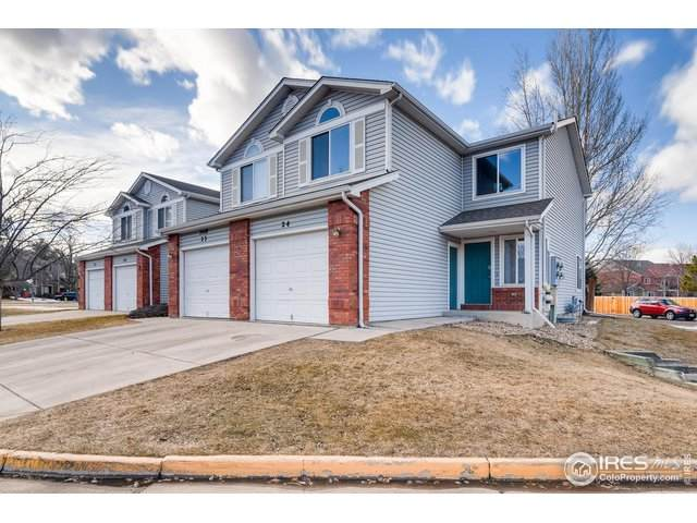 3440 Windmill Dr 2-4, Fort Collins, CO 80526 (MLS #903902) :: Downtown Real Estate Partners