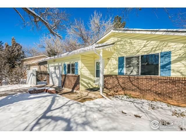 1961 Dorset Dr, Fort Collins, CO 80526 (MLS #903906) :: 8z Real Estate