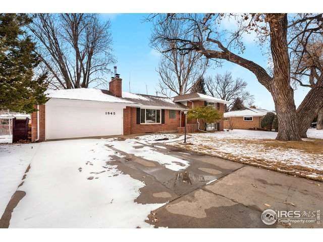 1845 Montview Blvd, Greeley, CO 80631 (MLS #903907) :: Downtown Real Estate Partners