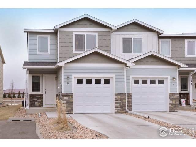 3125 Alybar Dr 6D, Wellington, CO 80549 (MLS #903919) :: 8z Real Estate