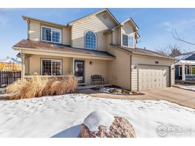 2608 Arancia Dr, Fort Collins, CO 80521 (MLS #903920) :: 8z Real Estate
