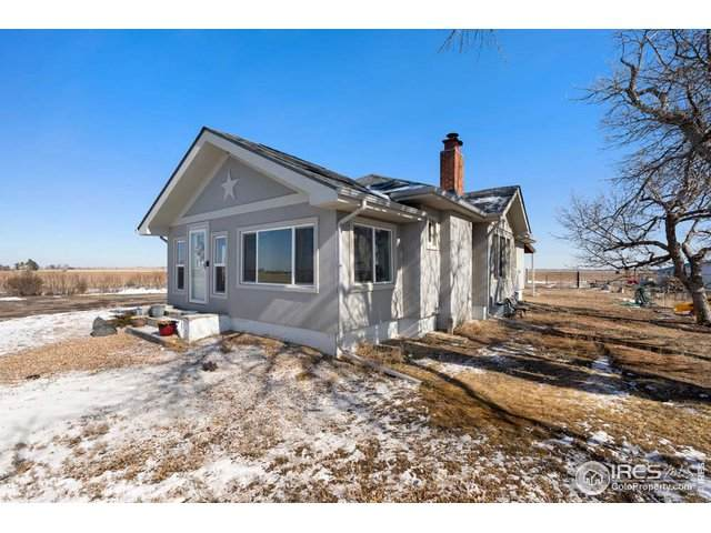 41252 County Road 35, Ault, CO 80610 (MLS #903934) :: Hub Real Estate
