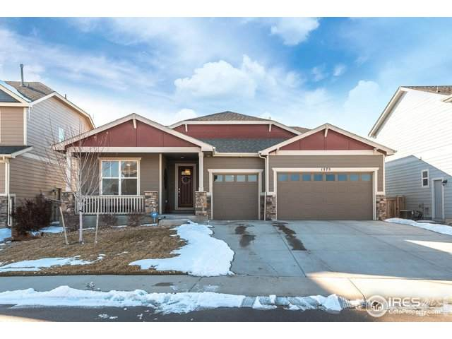 1575 Sierra Plaza St, Severance, CO 80550 (MLS #903945) :: Hub Real Estate