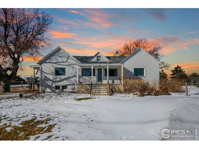 35245 County Road 35, Eaton, CO 80615 (MLS #903950) :: 8z Real Estate