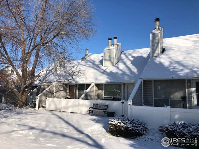2713 W 19th St Dr, Greeley, CO 80634 (MLS #903951) :: Downtown Real Estate Partners