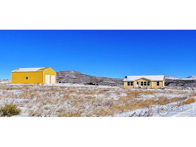 25454 N Highway 287 Rd, Livermore, CO 80536 (MLS #903957) :: 8z Real Estate