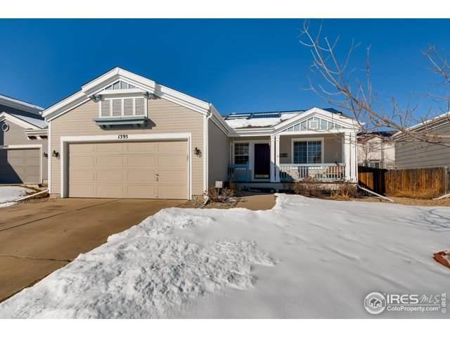 1395 Leyner Dr, Erie, CO 80516 (MLS #903976) :: 8z Real Estate