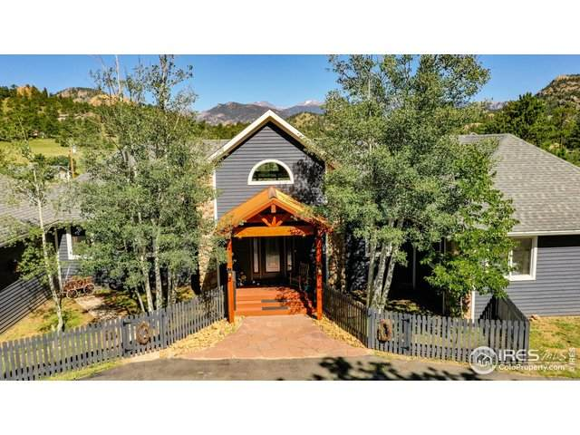 405 Ponderosa Ave, Estes Park, CO 80517 (MLS #903983) :: Hub Real Estate