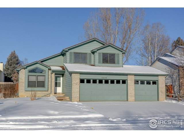 2233 Sherri Mar St, Longmont, CO 80501 (MLS #903993) :: Kittle Real Estate