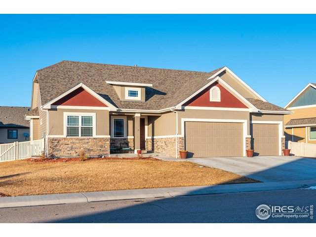 1553 Sage Dr, Eaton, CO 80615 (MLS #903999) :: 8z Real Estate