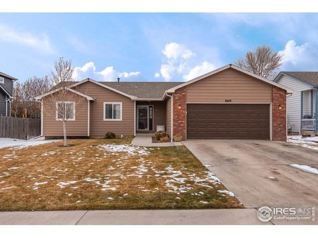 8419 Three Silos Dr, Wellington, CO 80549 (MLS #904038) :: Hub Real Estate
