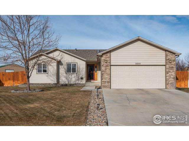3255 Mammoth Cir, Wellington, CO 80549 (MLS #904045) :: Hub Real Estate