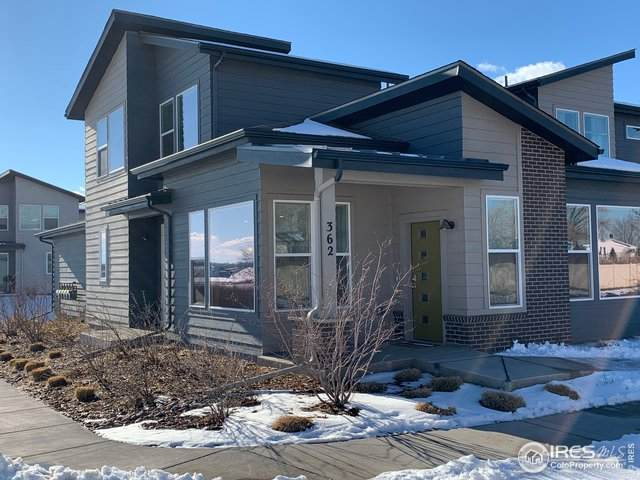 362 Pint St, Fort Collins, CO 80524 (MLS #904054) :: J2 Real Estate Group at Remax Alliance