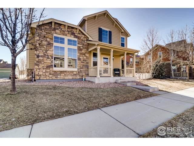 2364 Winding Dr, Longmont, CO 80504 (#904055) :: The Dixon Group