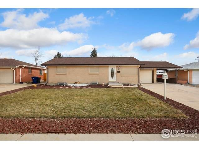 204 Agate Way, Broomfield, CO 80020 (MLS #904058) :: Colorado Home Finder Realty