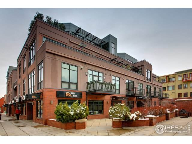 1360 Walnut St #206, Boulder, CO 80302 (MLS #904061) :: Downtown Real Estate Partners