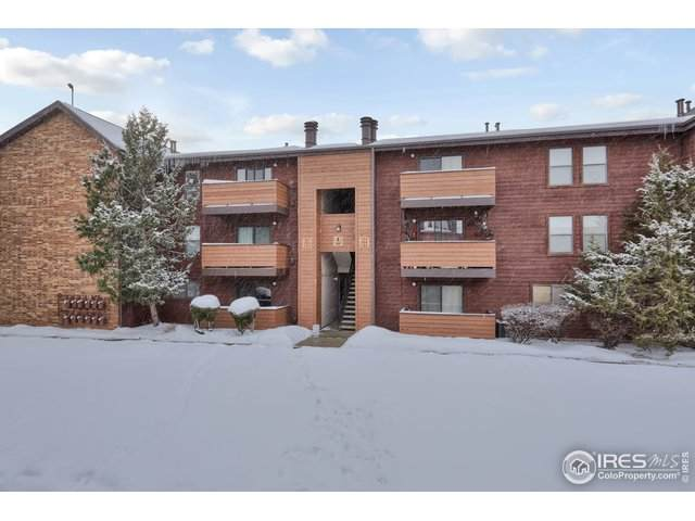 209 Wright St #105, Lakewood, CO 80228 (MLS #904064) :: J2 Real Estate Group at Remax Alliance