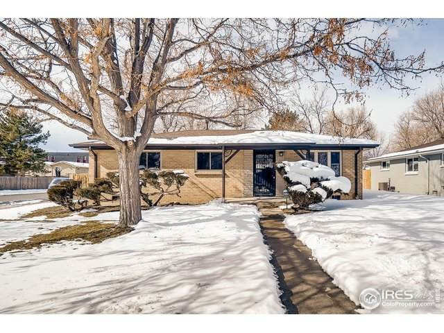 2505 Pierce St, Lakewood, CO 80214 (#904068) :: Relevate | Denver