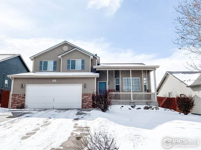 4508 W 31st St, Greeley, CO 80634 (MLS #904087) :: Downtown Real Estate Partners