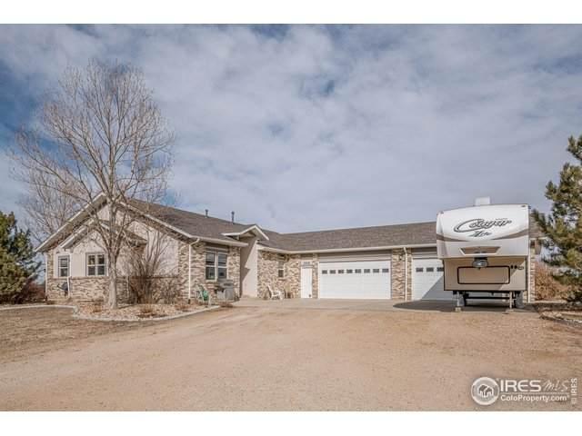 33101 E 156th Ct, Hudson, CO 80642 (MLS #904114) :: Hub Real Estate
