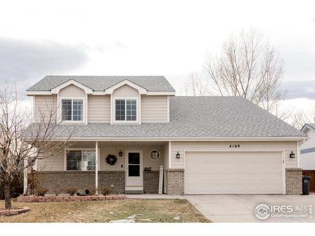 4169 La Veta Dr, Loveland, CO 80538 (#904117) :: The Margolis Team