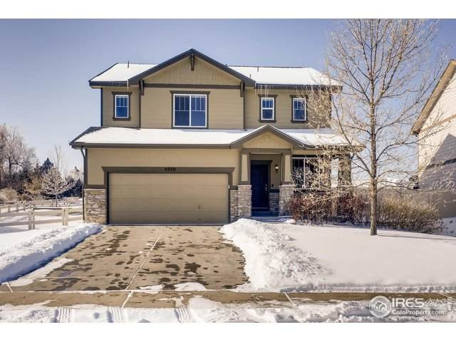 4920 Sandy Ridge Ave, Firestone, CO 80504 (#904123) :: The Margolis Team
