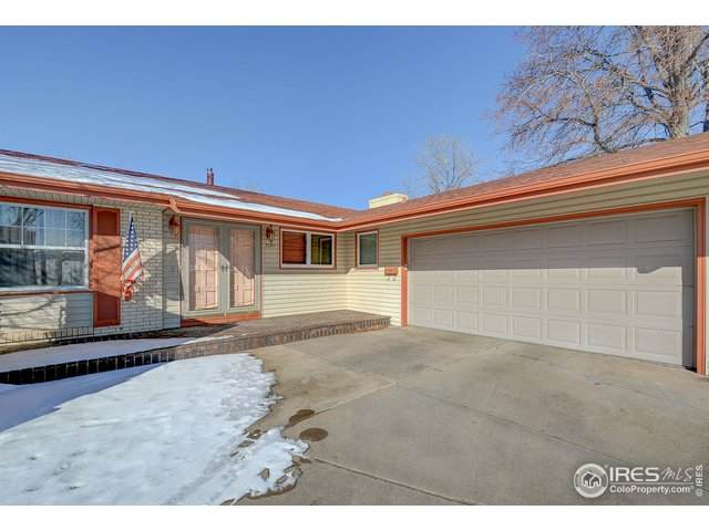 2049 21st Ave Ct, Greeley, CO 80631 (MLS #904129) :: Downtown Real Estate Partners