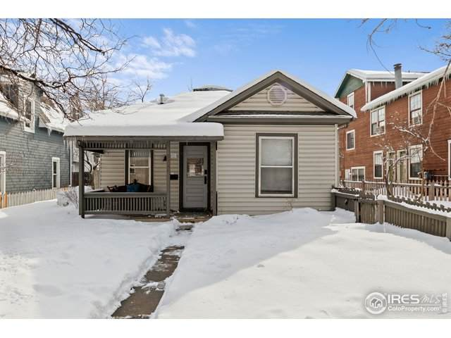 2326 Goss St, Boulder, CO 80302 (MLS #904137) :: Colorado Home Finder Realty