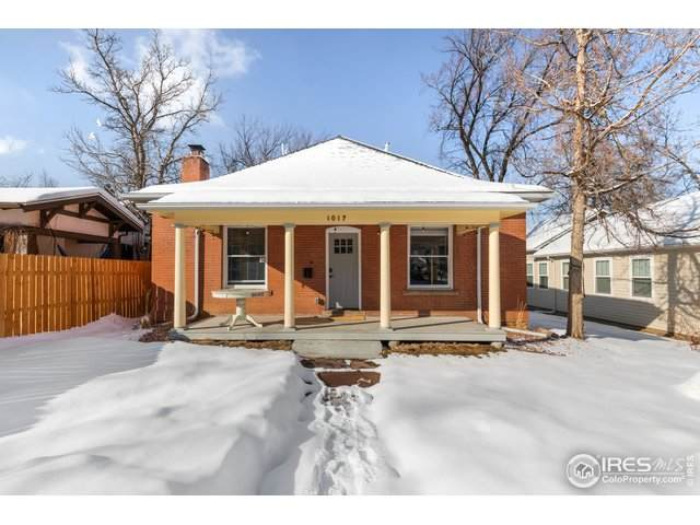 1017 Grandview Ave, Boulder, CO 80302 (MLS #904139) :: Colorado Home Finder Realty